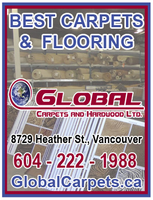 Global Carpets and Hardwood Ltd has the Best Carpets, Hardwood, and flooring in Vancouver