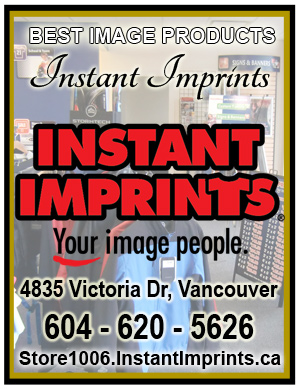 Instant Imprints has the Best Embroidery, Silk-screening, Marketing Products & Apparel in Zone 1